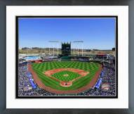 Kansas City Royals Kauffman Stadium 2014 Framed Photo