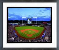 Kansas City Royals Kauffman Stadium 2015 Framed Photo