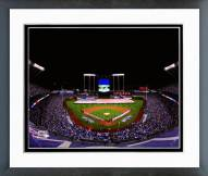 Kansas City Royals Kauffman Stadium Game 1 of the 2014 World Series Framed Photo