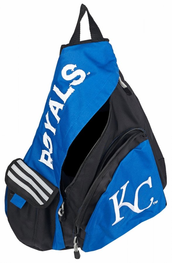Kansas City Royals Leadoff Sling Backpack