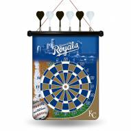 Kansas City Royals Magnetic Dart Board