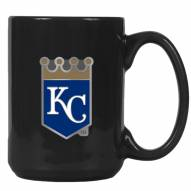 Kansas City Royals MLB 2-Piece Ceramic Coffee Mug Set