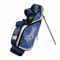 Kansas City Royals Nassau Stand Golf Bag