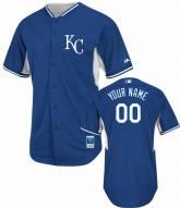 Kansas City Royals Personalized Authentic Batting Practice Baseball Jersey