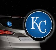 Kansas City Royals Light Up Power Decal