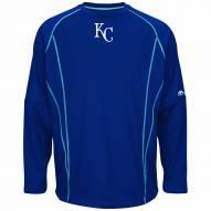 Kansas City Royals On-Field Practice Pullover