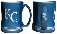 Kansas City Royals Sculpted Relief Coffee Mug