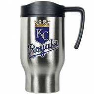 Kansas City Royals Stainless Steel Travel Mug