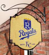 Kansas City Royals Tavern Sign
