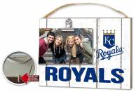 Kansas City Royals Weathered Logo Photo Frame