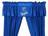 Kansas City Royals Window Valance
