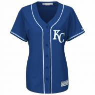 Kansas City Royals Women's Replica Road Alternate Baseball Jersey