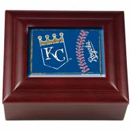 Kansas City Royals Wood Keepsake Box