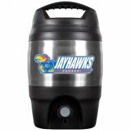 Kansas Jayhawks 1 Gallon Beverage Dispenser