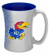 Kansas Jayhawks 14 oz. Mocha Coffee Mug