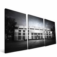 "Kansas Jayhawks 24"""" x 48"""" Stadium Canvas Print"