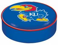Kansas Jayhawks Bar Stool Seat Cover