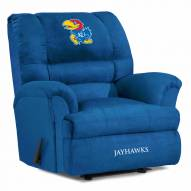 Kansas Jayhawks Big Daddy Recliner