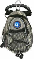 Kansas Jayhawks Camo Mini Day Pack