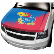 Kansas Jayhawks Car Hood Cover