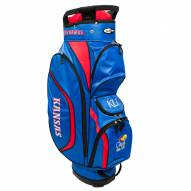 Kansas Jayhawks Clubhouse Golf Cart Bag