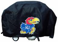 Kansas Jayhawks Deluxe Grill Cover