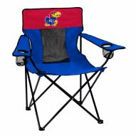 Kansas Jayhawks Elite Tailgating Chair