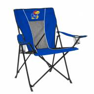 Kansas Jayhawks Game Time Tailgate Chair