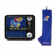 Kansas Jayhawks Golf Gift Set