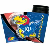 Kansas Jayhawks Insulated Travel Mug