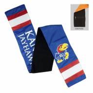 Kansas Jayhawks Jersey Scarf