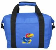 Kansas Jayhawks Kolder 12 Pack Cooler Bag