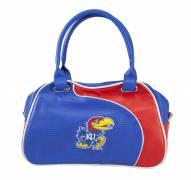 Kansas Jayhawks Perf-ect Bowler Purse