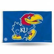 Kansas Jayhawks 3' x 5' Banner Flag