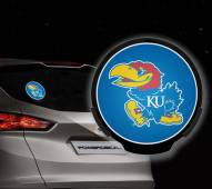 Kansas Jayhawks Light Up Power Decal