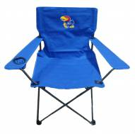 Kansas Jayhawks Rivalry Folding Chair