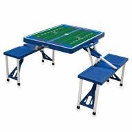 Kansas Jayhawks Sports Folding Picnic Table