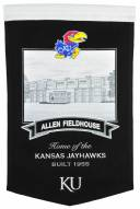 Kansas Jayhawks Stadium Banner