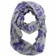 Kansas State Wildcats Alternate Sheer Infinity Scarf