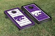 Kansas State Wildcats Border II Cornhole Game Set