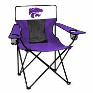 Kansas State Wildcats Elite Tailgating Chair