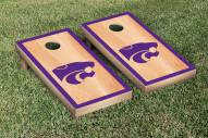 Kansas State Wildcats Hardcourt Cornhole Game Set