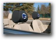 Kansas State Wildcats Premium Headrest Covers
