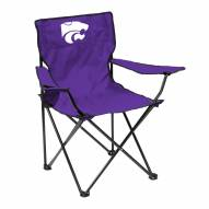 Kansas State Wildcats Quad Folding Chair