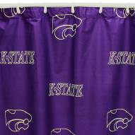 Kansas State Wildcats Shower Curtain