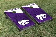 Kansas State Wildcats Trailblazer Cornhole Game Set