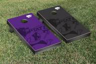 Kansas State Wildcats Watermark Cornhole Game Set