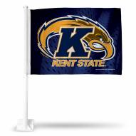 Kent State Golden Flashes College Car Flag