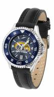 Kent State Golden Flashes Competitor AnoChrome Women's Watch - Color Bezel