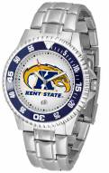 Kent State Golden Flashes Competitor Steel Men's Watch